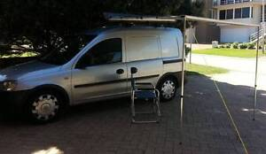 Holden Combo 2 Berth Camper Van 2007 Sorrento Joondalup Area Preview