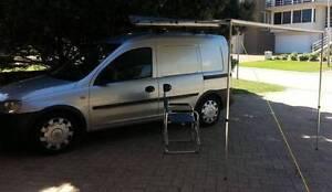 Holden Combo 2 Berth Camper Van 2007 Sorrento Joondalup Area Preview