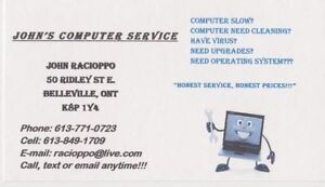 PC/ Laptops Upgrades and Service