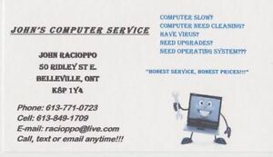 Computer/PC/ Laptop Upgrades and Service