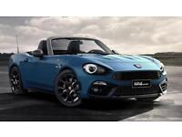2016 ABARTH 124 SPIDER 1.4 T Multiair 2dr