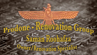 PRODONE Renovation group - Residential and Commercial Renovation