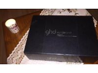 GHD travel hair dryer new