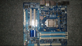 I7 and motherboard pc bundle