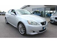 LEXUS IS 2.5 250 SE-L 4d 204 BHP - Quality & Best Value Assured (silver) 2006