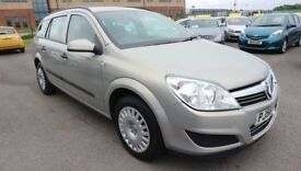 VAUXHALL ASTRA 1.4 LIFE 5d 90 BHP *QUALITY & BEST VALUE ASSURED* (silver) 2009