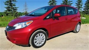 2014 Nissan Versa - Clearing Out