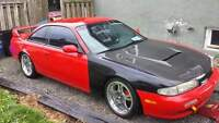 240sx for trade
