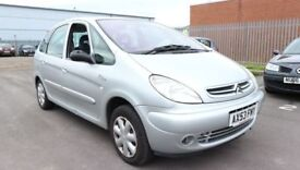 CITROEN XSARA PICASSO 2.0 PICASSO DESIRE 2 HDI 5d 89 BHP MORE CLEARANCE STOCK ON OUR WEBSITE 2003