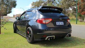 08 STI Spec r rebuilt Forged 9000km on motor Perth Perth City Area Preview