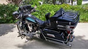 1996 HD Ultra Classic Motorcycle