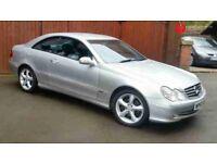 2003 - Mercedes - CLK - Diesel Car