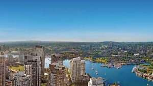 Vancouver Downtown Yaletown 2 Bedroom 2 Bath Presale Assignment