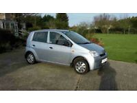 2006 reg Automatic Daihatsu Charade, 1.0 engine,