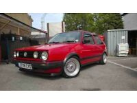 Mk2 golf gti wanted