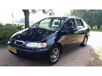 CLEAN LEFT HAND DRIVE HONDA SHUTTLE, DRIVES EXCELLENTLY, ENGINE & GENERAL MECHANICS IN GOOD FORM.
