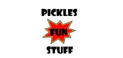 pickles fun stuff