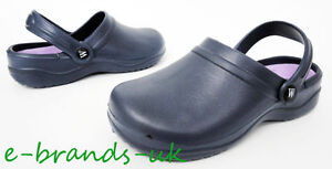 NEW LADIES WETLANDS NURSES GARDEN CLOGS SIZE 4 5 6 7 8