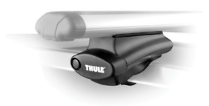 4 attaches Thule crossroad 450r Thule Rapid Crossroad Foot Pack.