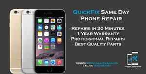 QuickFix Professional iPhone 6 Repairs (30 mins for a repair) Wakerley Brisbane South East Preview