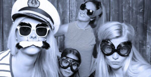 Photo Booth Rentals from $350