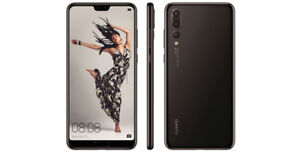 HUAWEI P20 Pro 128GB - 6GB Ram Brand New Black Color Only $975
