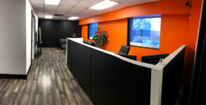 *LOWEST PRICED OFFICES IN CALGARY - TONS OF PERKS*