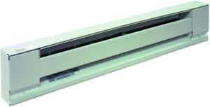 TPI E2903024S  2ft Electric Baseboard Stainless Steel heater