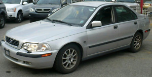 2003 volvo s40 for sale