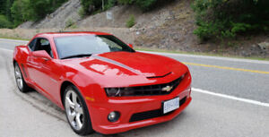 2010 Camaro 2SS RS - no accidents, new tires, dealer-maintained.