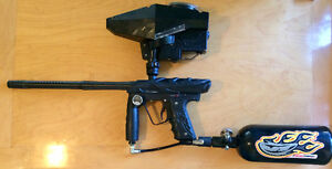 Smart Parts Ion Paintball Kit