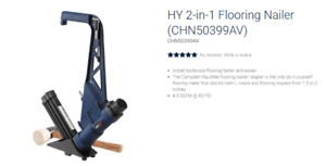 Floor Nailer/stapler