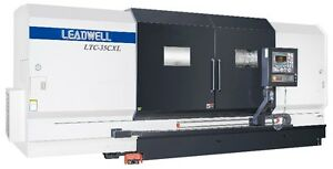 NEW-CNC SLANTBED LATHE-LIVE MILLING-EXTENDED Y-AXIS
