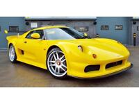 2002 Noble M12 GTO 2.5 V6 Bi-Turbo Rare Car Only 5 Ever Made In Yellow!