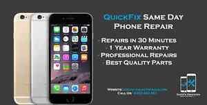 QuickFix Professional iPhone 5 Repair (Brisbane Same Day Repairs) Wakerley Brisbane South East Preview