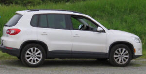 2009 Volkswagen Tiguan for sale (or sb could fix engine for me)