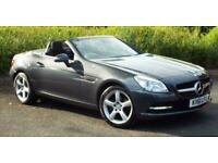 2011 Mercedes-Benz SLK 1.8 SLK200 BLUEEFFICIENCY EDITION 125 2DR AUTOMATIC Conve