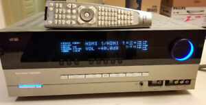 Harmon Kardon AVR 247 with remote