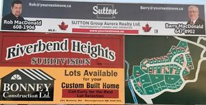 Several Building Lots in Quispamsis
