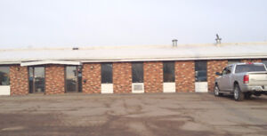 Warehouse and Office space in busy industrial area