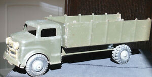 LUMAR STEEL ARMY TRUCK Cambridge Kitchener Area image 1