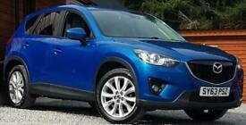 image for 2014 Mazda CX-5 D SPORT NAV 4WD Estate Diesel Manual