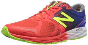 New Balance M1400V4 Running Shoe Size 8,5-Red/Blue