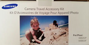 New Samsung Camera Travel Accessory Kit for WB250F and WB800F