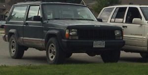 1994 Jeep Cherokee Sport Other