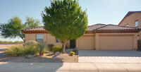 Vacation Home with POOL in Maricopa Arizona - Fully Furnished