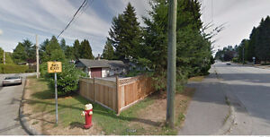 Triplex or 3 Detached houses Lot in Coquitlam West $1,599,000