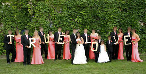 Wooden Letters *Great for Wedding Pictures* Windsor Region Ontario image 1
