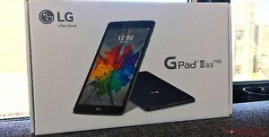 LNIB LG G Pad 3 LTE 8.0 Unlocked
