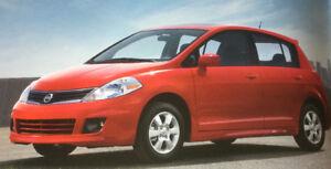 2010 Nissan Versa SL Hatchback